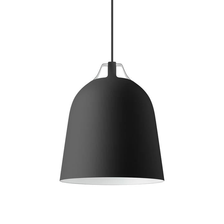 Clover Pendelleuchte medium Ø 29 x H 35 cm von Eva Solo in schwarz