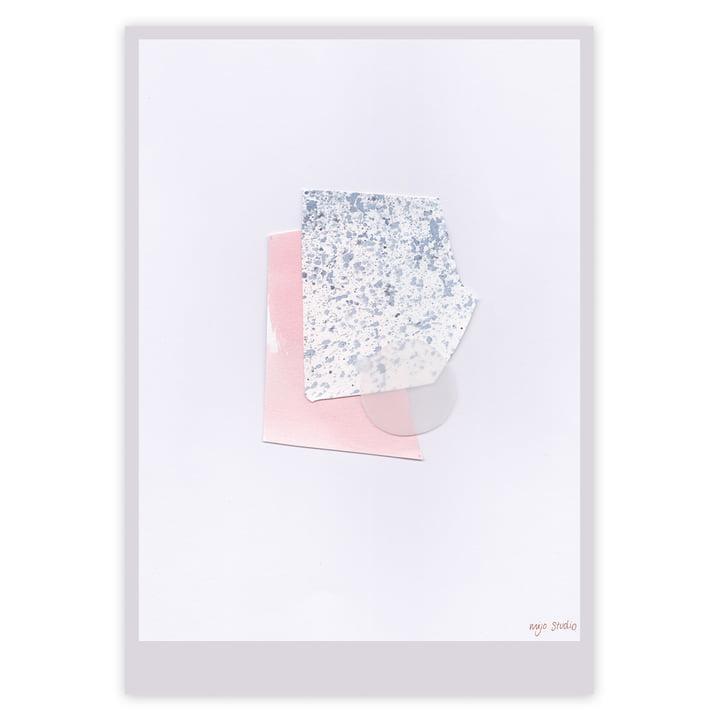 artvoll - Abstract Botanics Poster