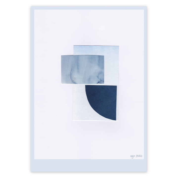 artvoll - Geometric Sky Poster