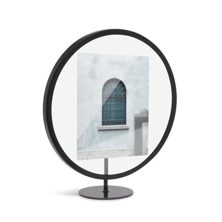 Infinity Bilderrahmen 13 x 18 cm von Umbra in schwarz
