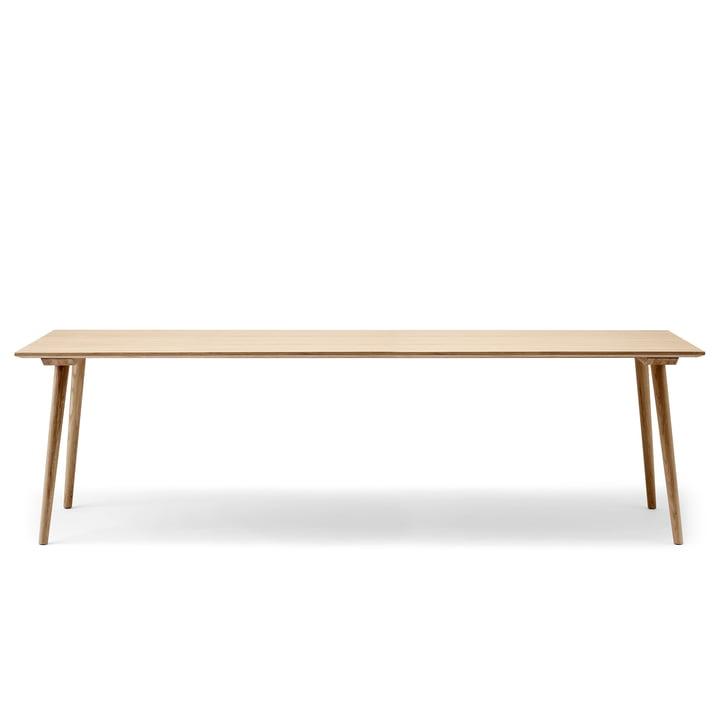 In Between Tisch SK6 100 x 250 cm von &tradition in Eiche lackiert