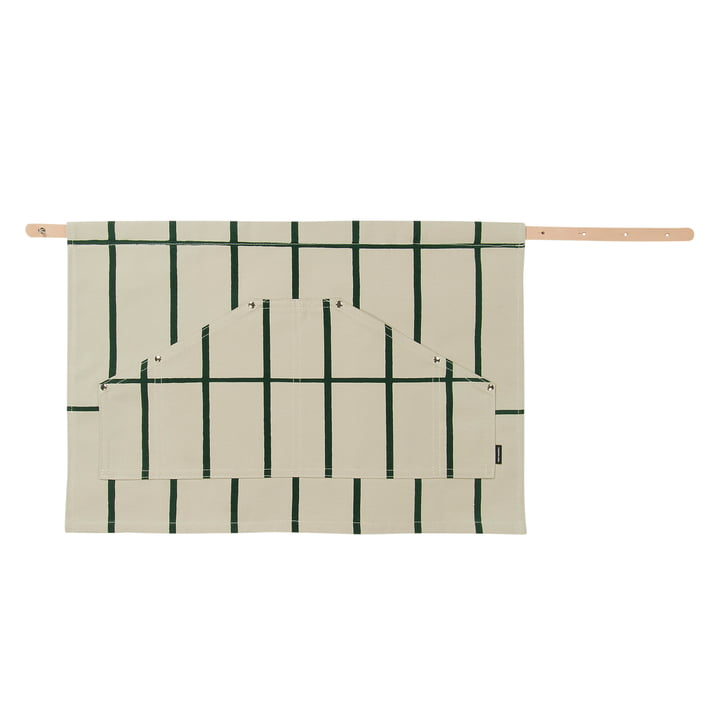 Tiiliskivi Gartenschürze, beige von Marimekko