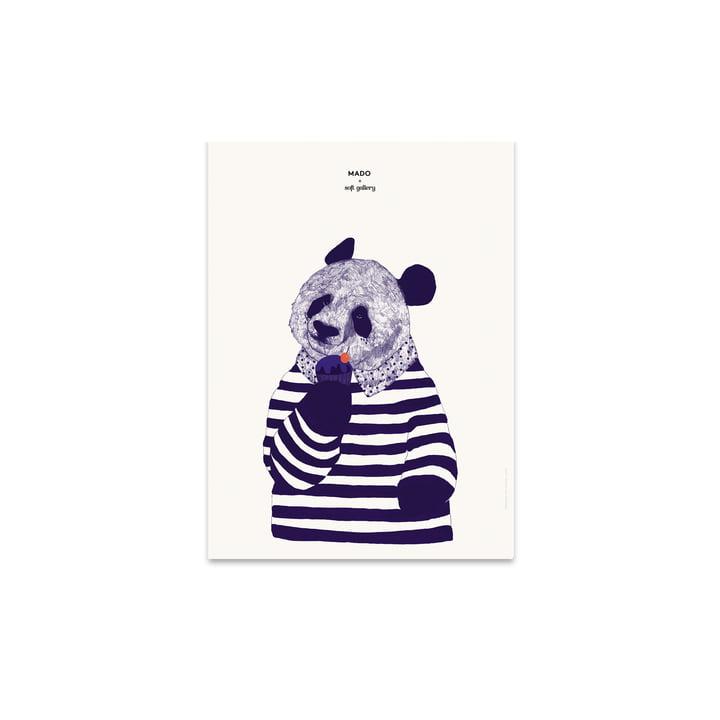 Coney 30 x 40 cm von Paper Collective
