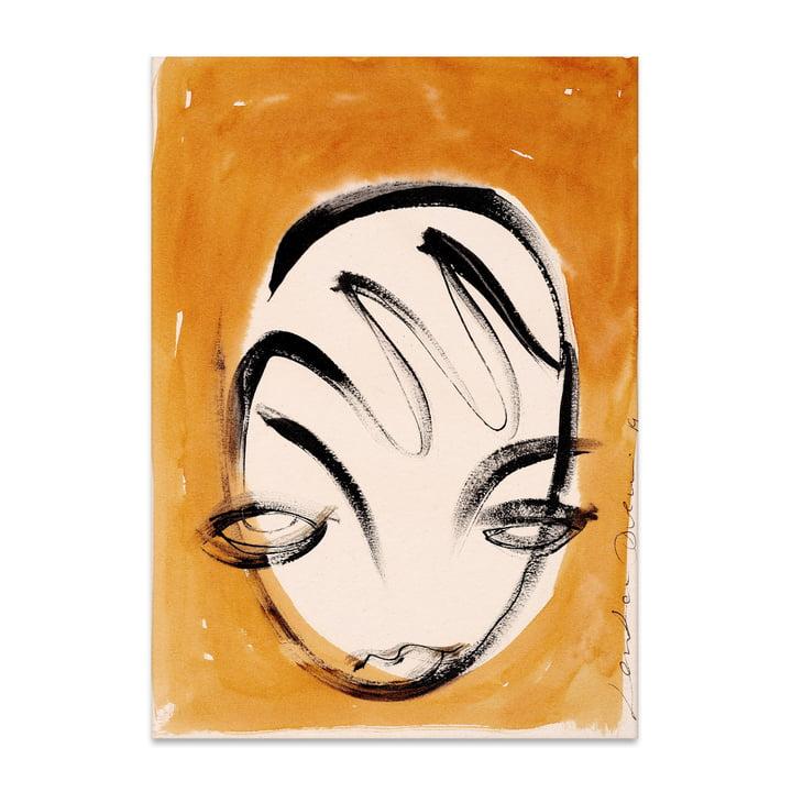 La Nuit 50 x 70 cm von Paper Collective