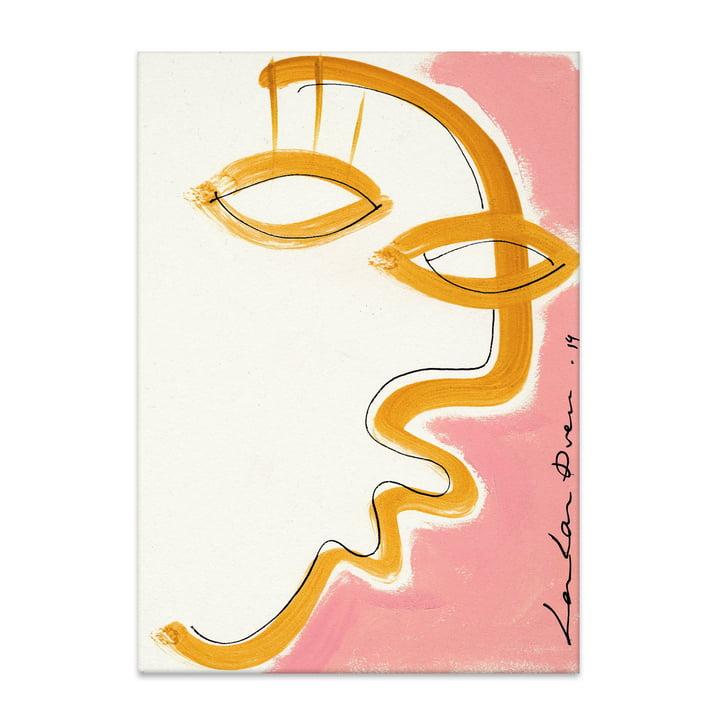 Gentil 50 x 70 cm von Paper Collective