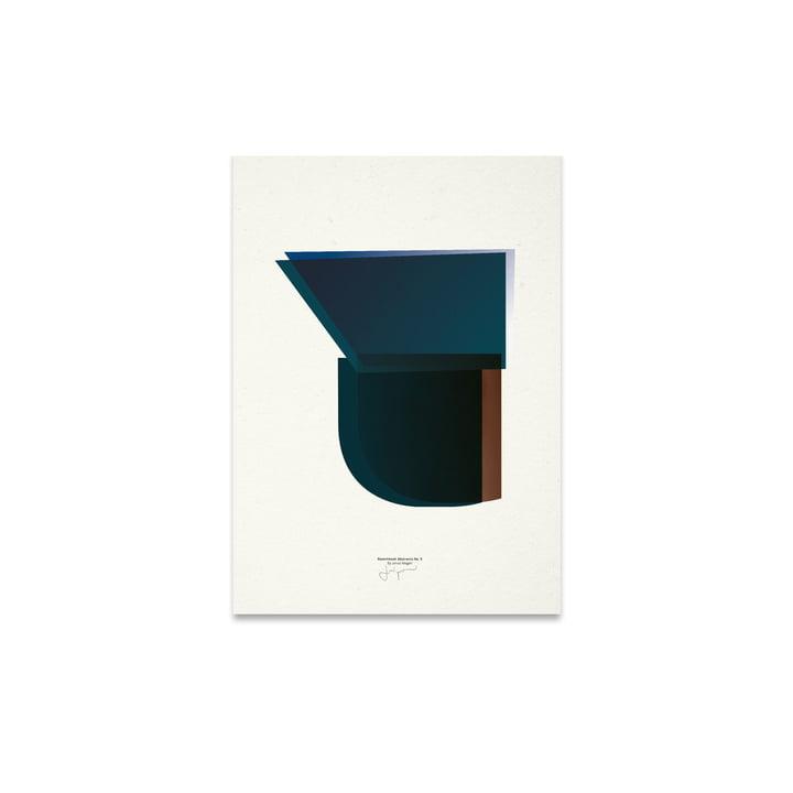 Sketchbook Abstracts 03 30 x 40 cm von Paper Collective