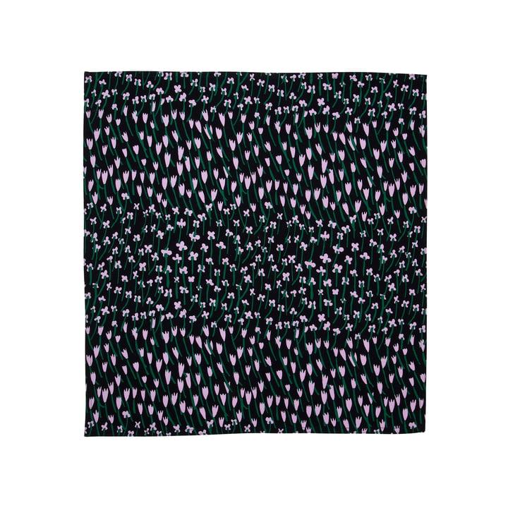 Apilainen Geschirrtuch, dunkelblau / lila / grün von Marimekko