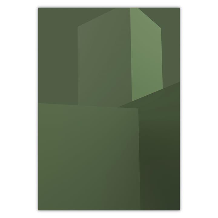 artvoll - Architektur, grün