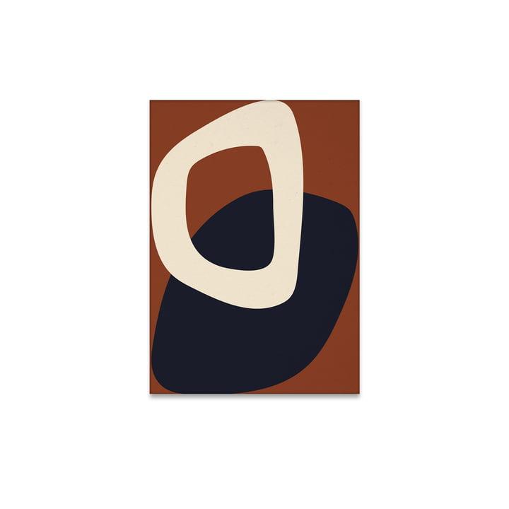 Solid Shapes 02 30 x 40 cm von Paper Collective