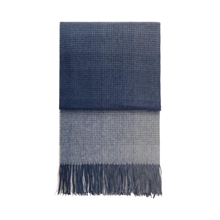 Horizon Decke, dunkelblau von Elvang