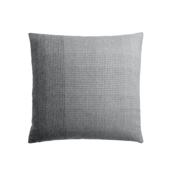 Horizon Kissenbezug 50 x 50 cm, grau von Elvang