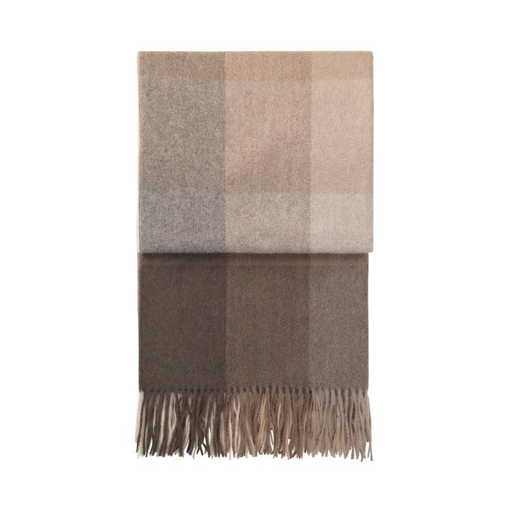 Inca Decke, braun von Elvang