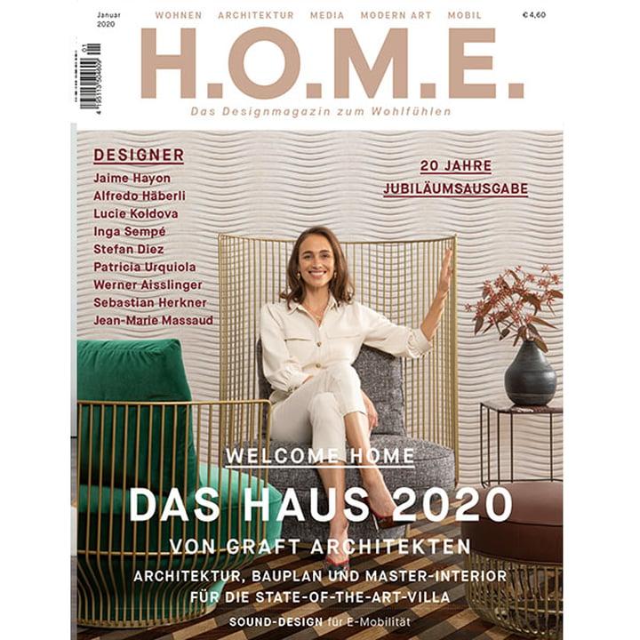 H.O.M.E. Designmagazin - Januar 2020