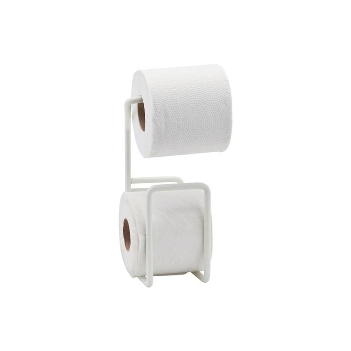 Via Toilettenpapierhalter, weiß von House Doctor