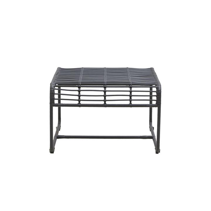 Oluf Lounge Tisch, schwarz von House Doctor