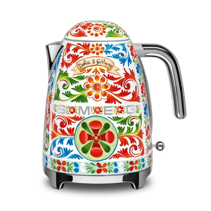Wasserkocher 1,7 l (KLF03) Dolce & Gabbana von Smeg