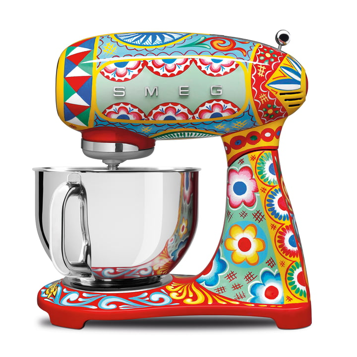 Küchenmaschine SMF03 Dolce & Gabbana von Smeg