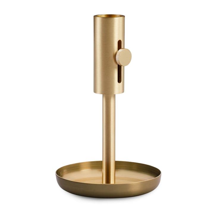 Granny Kerzenhalter H 16 cm, Messing von Northern