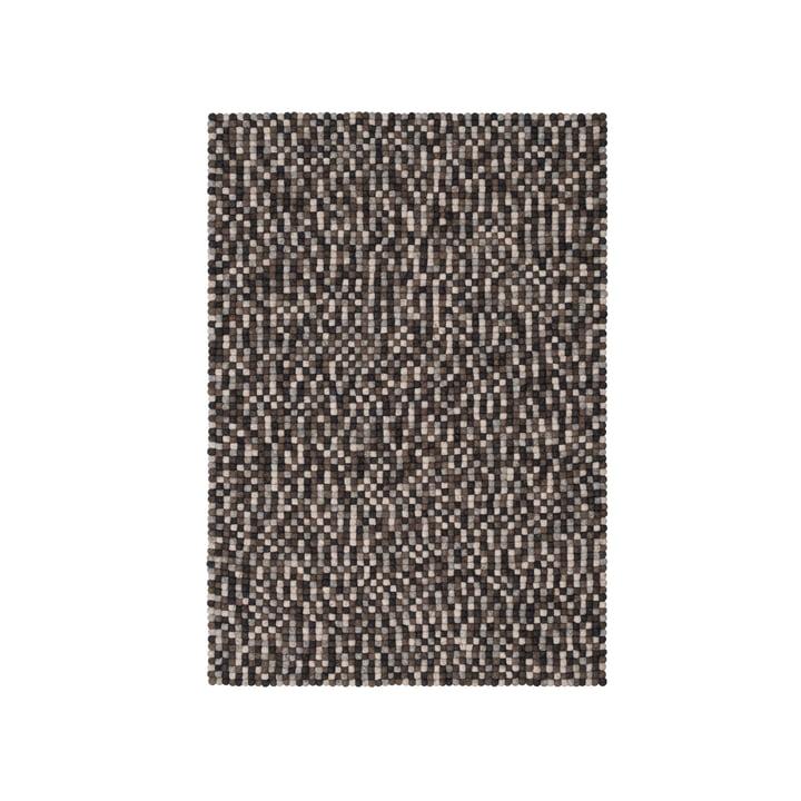 Néla Filzkugelteppich 90 x 130 cm von myfelt
