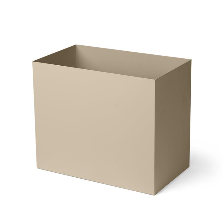 Behälter für Plant Box large, cashmere von ferm Living