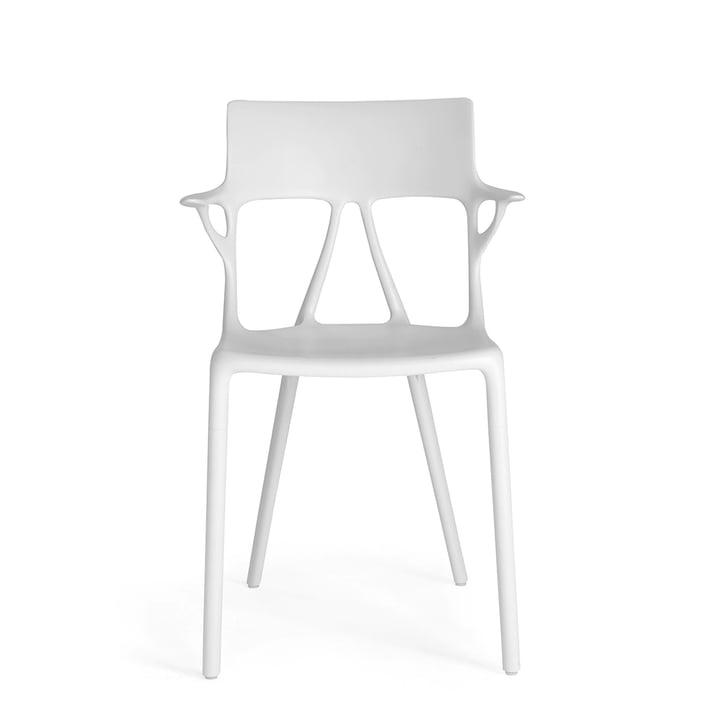 AI Stuhl von Kartell in weiß