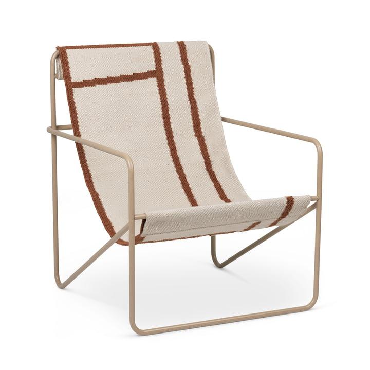 Desert Chair, cashmere / shape von ferm Living