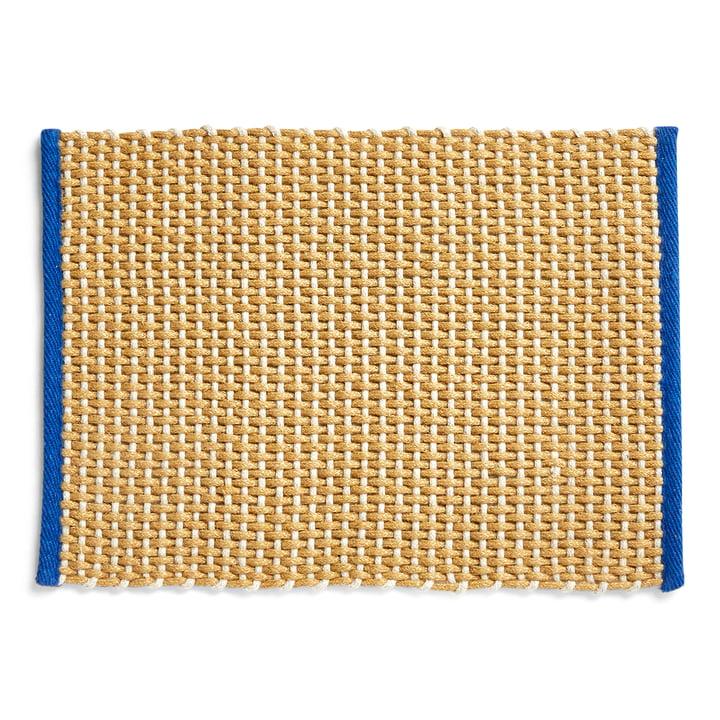 Fußmatte, 50 x 70 cm, gelb von Hay