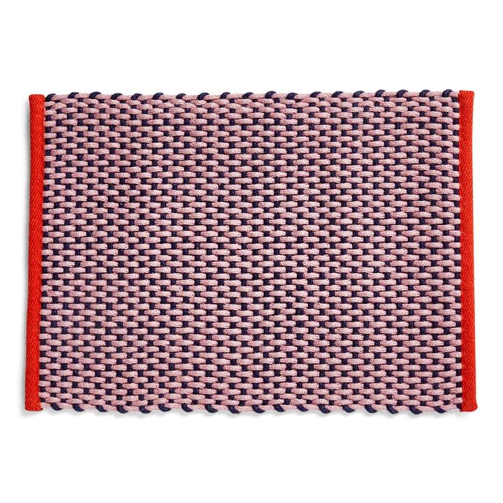Fußmatte, 50 x 70 cm, pink von Hay