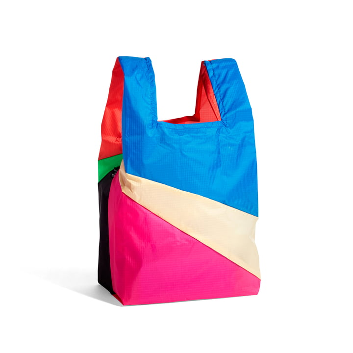 Six-Colour Bag M, 27 x 55 cm, No. 6 von Hay