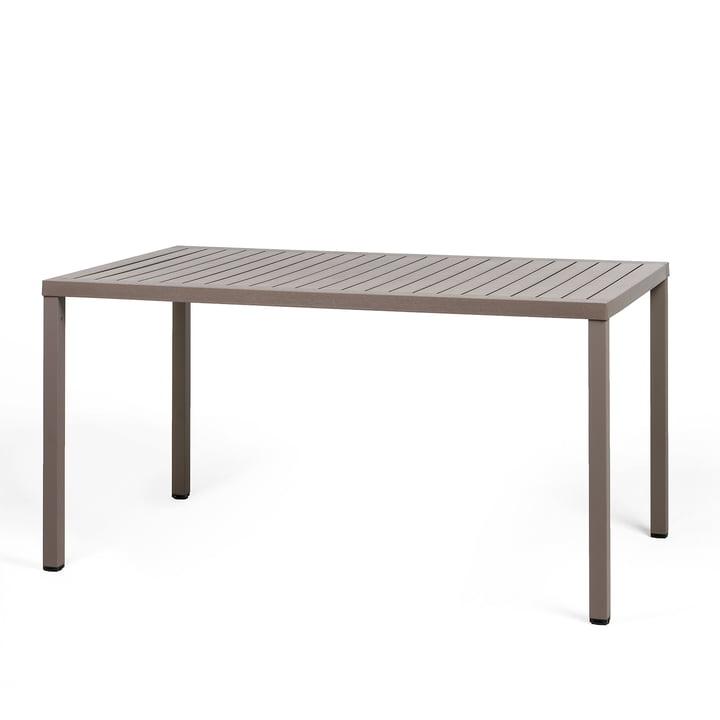 Cube Tisch 140, tortora von Nardi