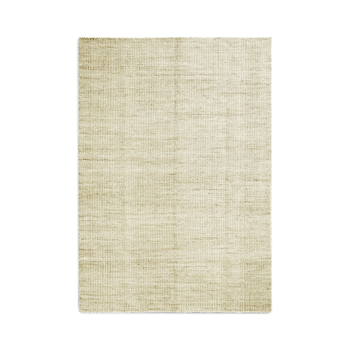 Hay - Moiré Kelim Teppich 170 x 240 cm, sand