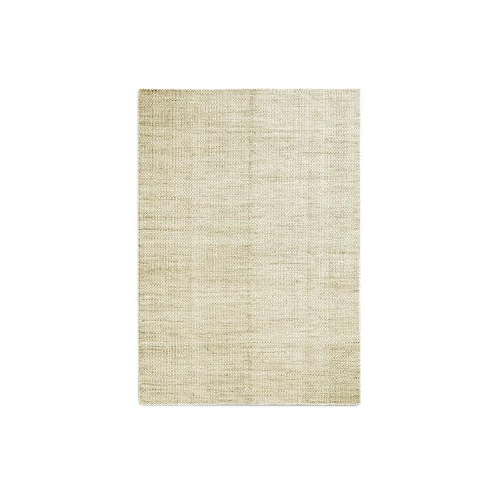 Hay - Moiré Kelim Teppich, 140 x 200 cm, sand