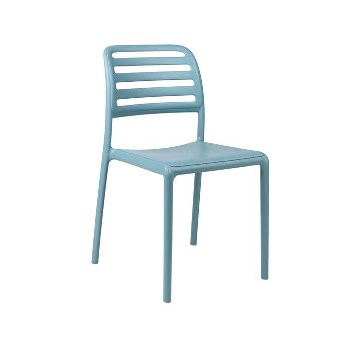 Costa Bistrot Stuhl, celeste von Nardi