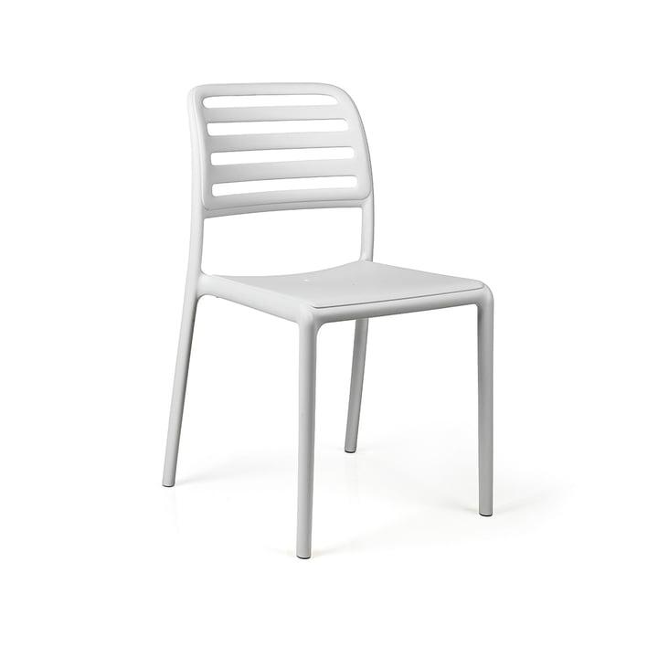 Costa Bistrot Stuhl, weiß von Nardi
