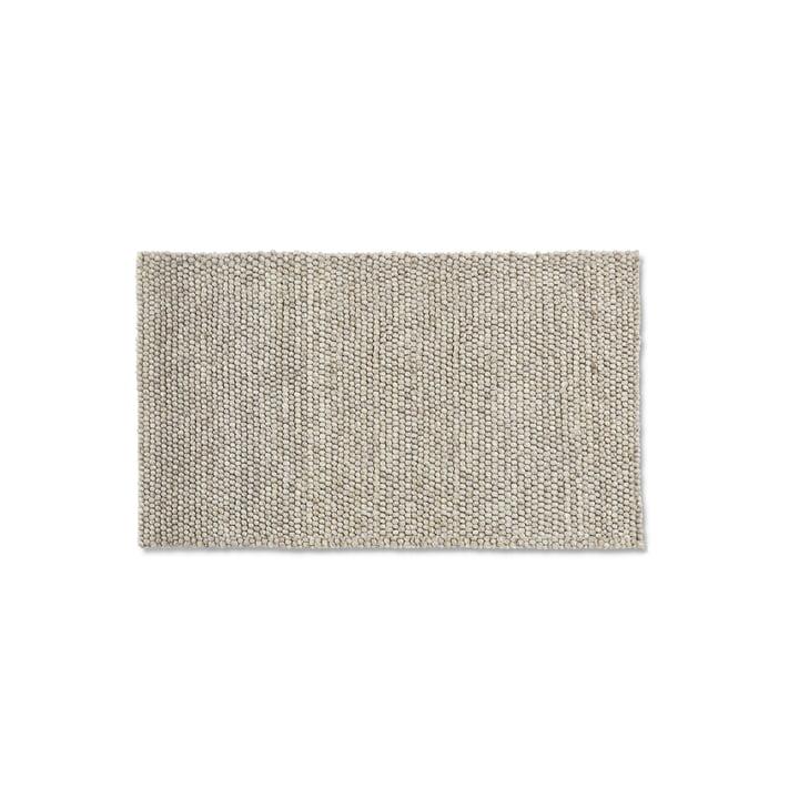 Peas Teppich 80 x 140 cm von Hay in soft grey