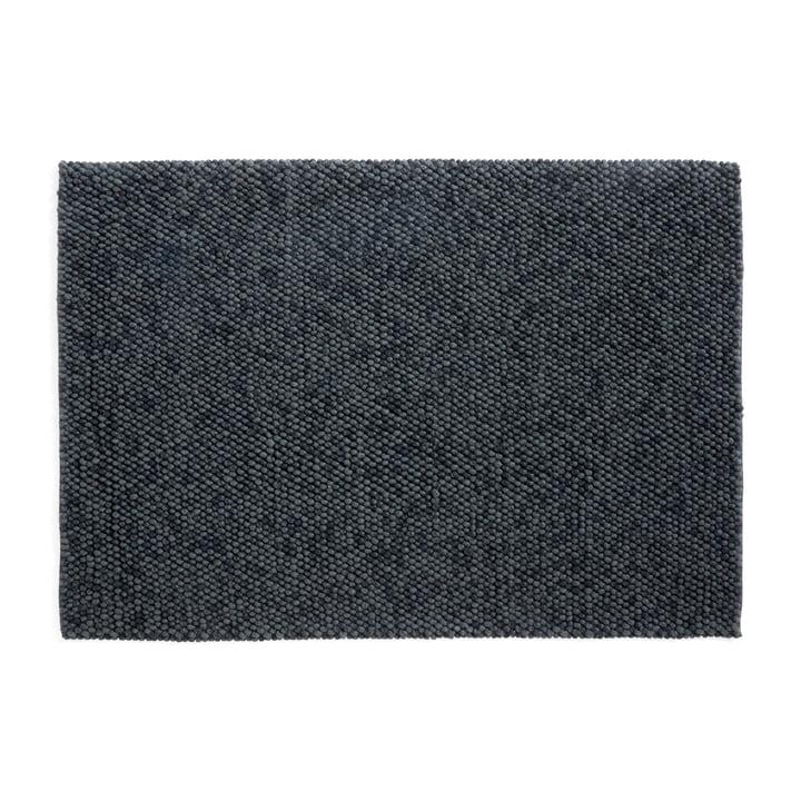 Peas Teppich 240 x 170 cm von Hay in dark grey