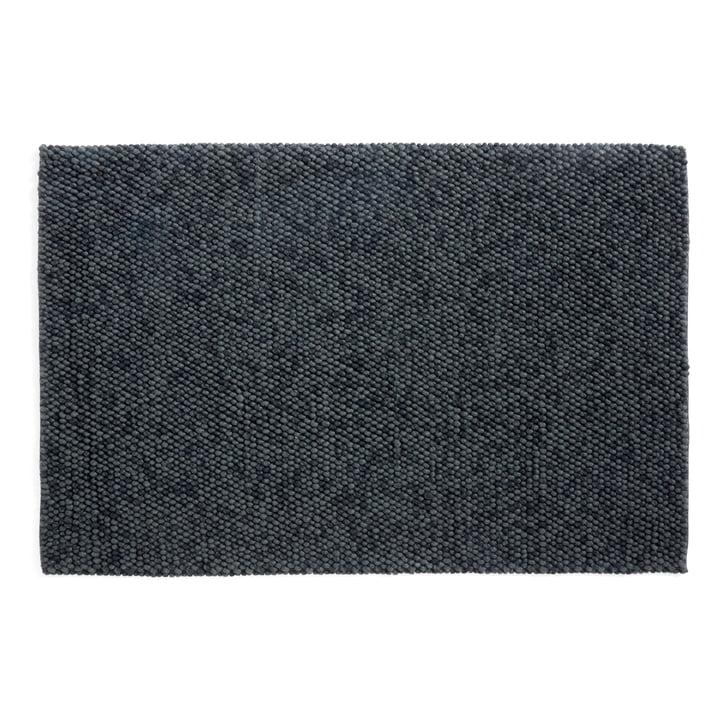 Peas Teppich 200 x 300 cm von Hay in dark grey