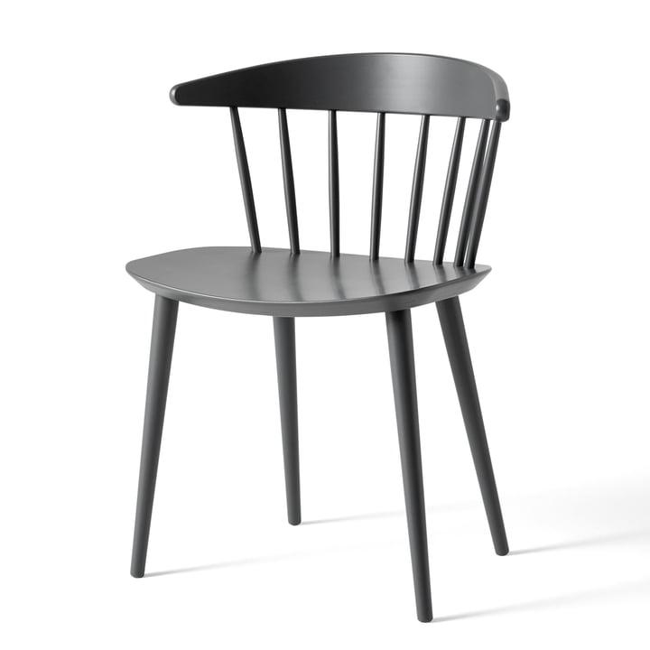 J104 Chair von Hay in stone grey