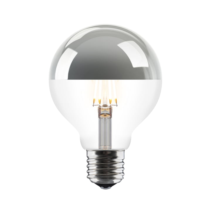 Idea LED Leuchtmittel E27 / 6 W, klar von Umage