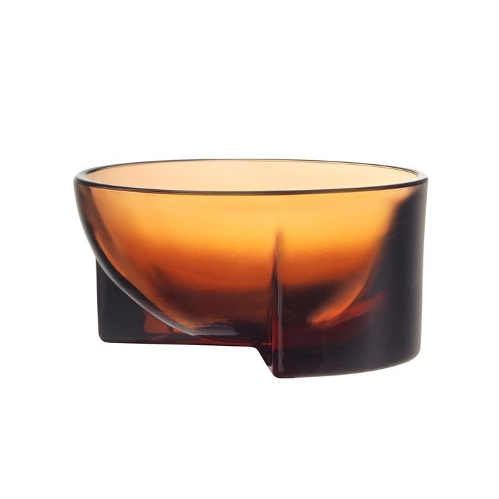 Kuru Glasschale 130 x 60 mm von Iittala in Sevilla-orange