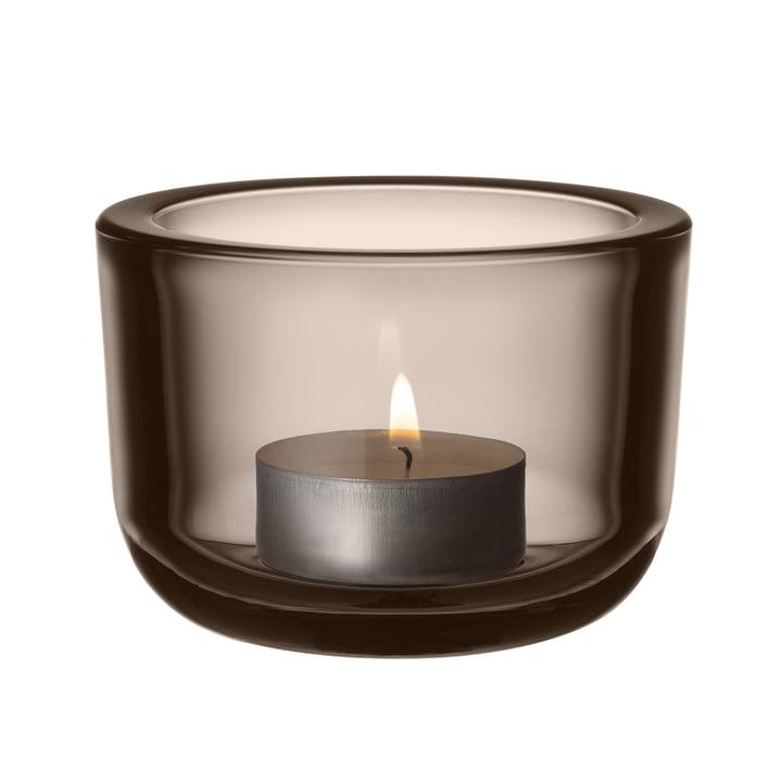 Valkea Teelichthalter 60 mm von Iittala in leinen