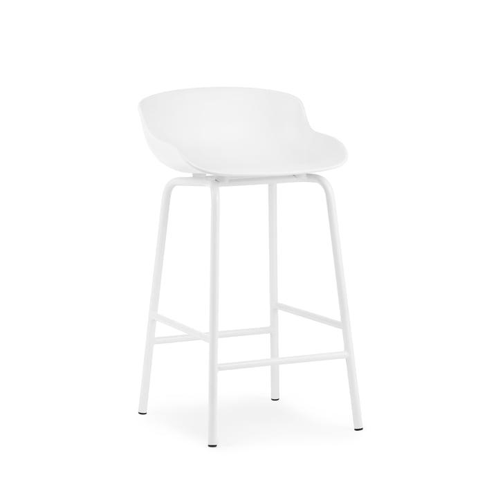 Hyg Barhocker H 65 cm von Normann Copenhagen in weiß