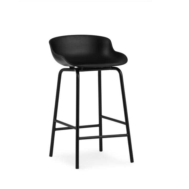 Hyg Barhocker H 65 cm von Normann Copenhagen in schwarz