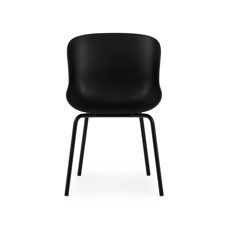 Hyg Chair von Normann Copenhagen in schwarz