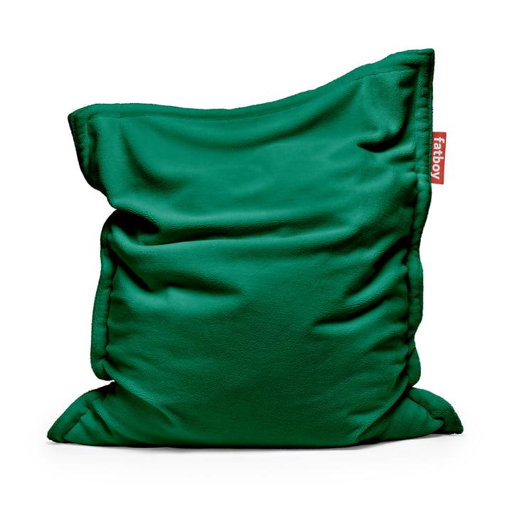 Sitzsack Original Slim Teddy von Fatboy in marble green