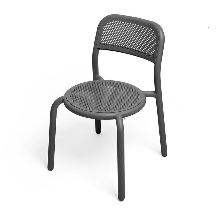 Toní Stuhl von Fatboy in der Farbe anthrazit