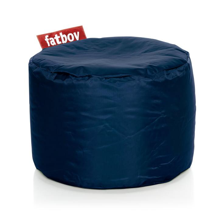 Point Hocker von Fatboy in blau