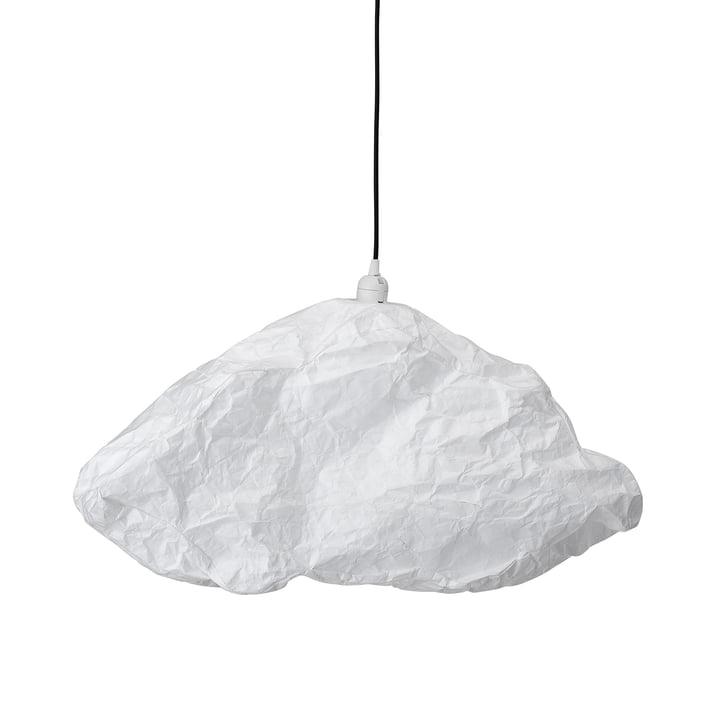 Pendelleuchte Wolke von Bloomingville in weiß