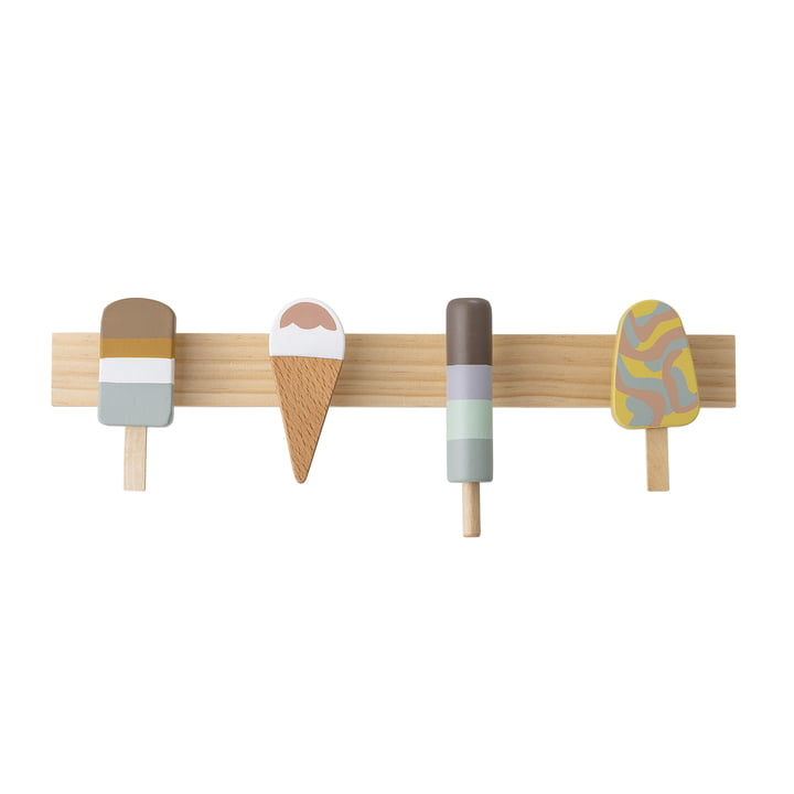 Kindergarderobe Eiscreme von Bloomingville in multi- color