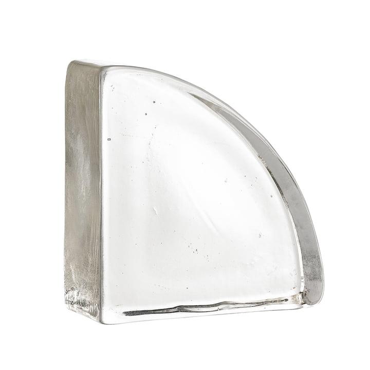 Glasskulptur aus recyceltem Glas von Bloomingville